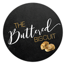 The Buttered Biscuit Logo